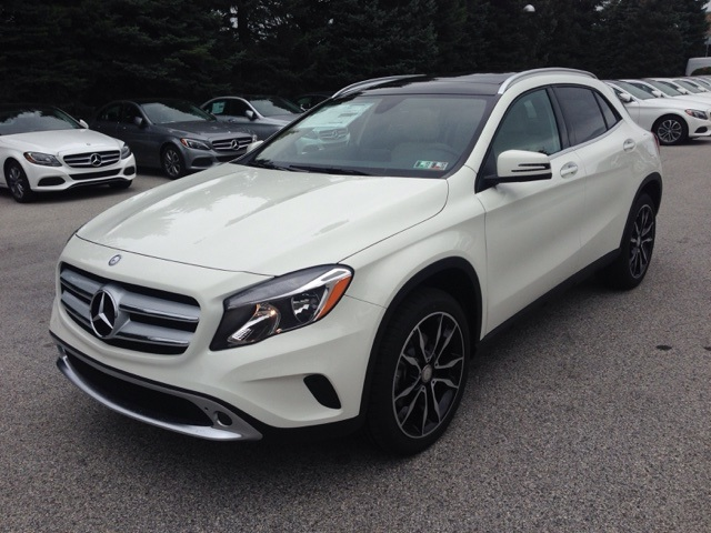 new 2017 mercedes benz gla250 4d sport utility in west chester hj308359 mercedes benz of west. Black Bedroom Furniture Sets. Home Design Ideas